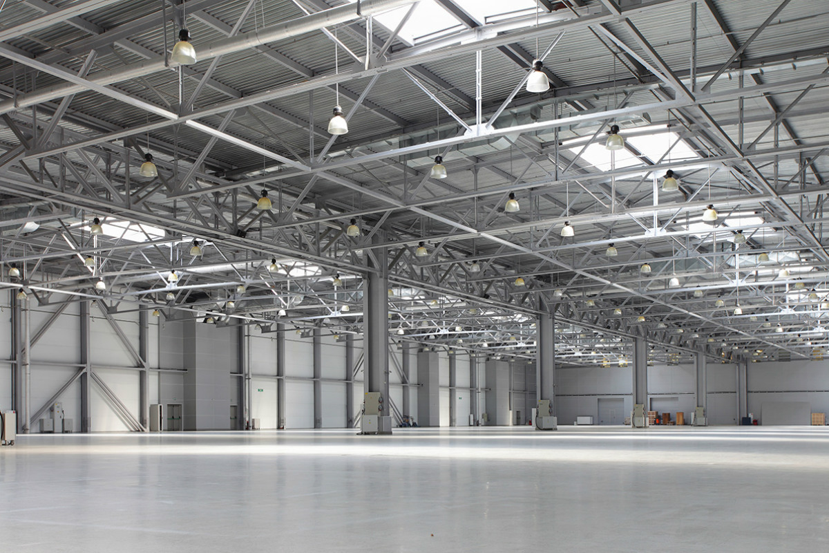 interior warehouse lighting